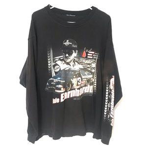 Dale Earnhardt long sleeve T-shirt